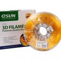 eSUN PLA Filament – 1.75mm Orange Transparent 0.5kg