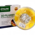eSUN PLA Filament – 1.75mm Yellow Lemon Transparent 0.5kg