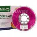 eSUN PLA Filament – 1.75mm Purple Transparent 0.5kg