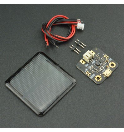 Solar Power Manager Micro V1.0 (Solar Panel Included)