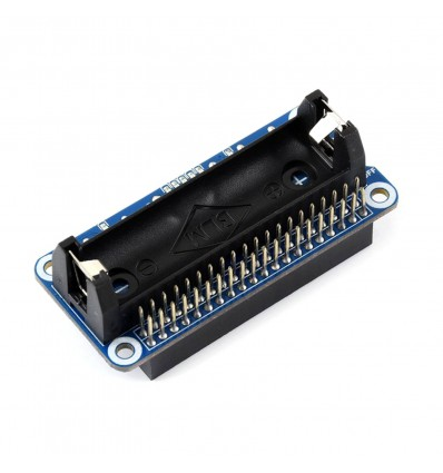 Li-ion Battery HAT for Raspberry Pi - Cover