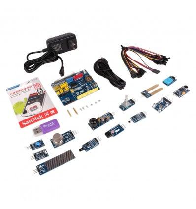 Raspberry Pi Accessories Pack - Sensor Development Kit - Cover