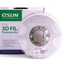 eSUN ABS+ Filament - 1.75mm White
