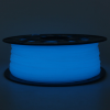 CCTREE PLA Filament - 1.75mm Blue Glow In The Dark Front