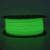 CCTREE PLA Filament - 1.75mm Green Glow In The Dark Front