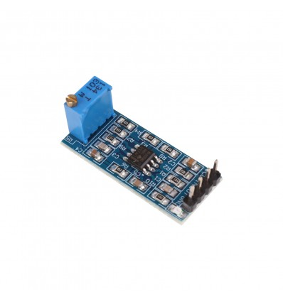LM358 Signal Amplifier Module - Cover