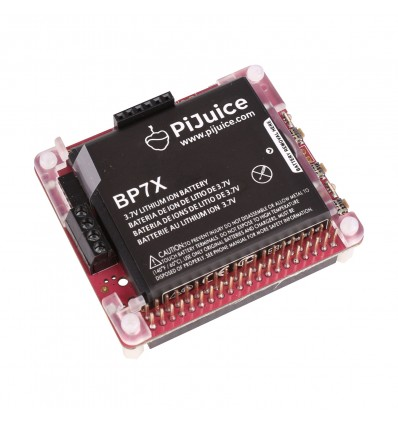The PiJuice HAT - Portable Power Platform for Pi - Cover