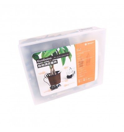 EcoDuino – Automatic Plant Watering Kit - Cover