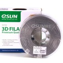 eSUN ABS Filament - 1.75mm Silver