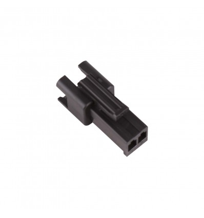JST SM 2 Way 1 Row Straight Female Connector - Cover