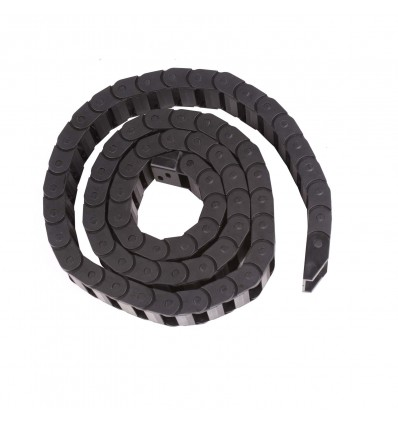 Cable Drag Chain 19x6mm - 1m Length - Cover