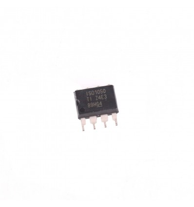 ISO1050DUB Isolated CAN Transceiver - 1Mbps 1 Channel SOIC - Cover