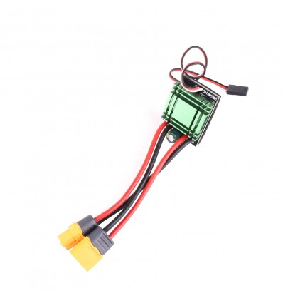 20A Bidirectional Brushed ESC without Brake - Cover