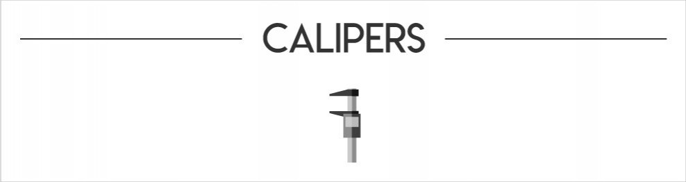 Calipers