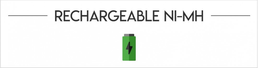 Rechargeable Ni-MH