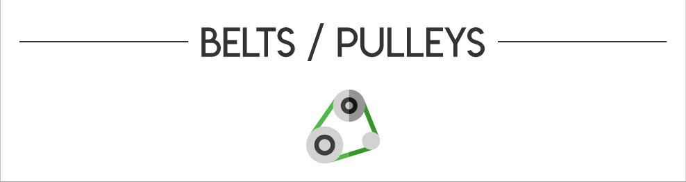 Belts / Pulleys